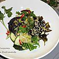legumes vinaigre de riz