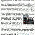 Les nouvelles de puymirol n°21 - décembre 2015 : pleins feux sur...