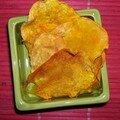 Les chips de butternut : un prétexte écologiquement correct pour faire marcher le four