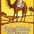Algérie au coeur (20/42). Invitation à l'<b>Institut</b> agricole de Sétif.