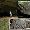 ➡️Les locaux découvrent des pierres de jade montrant un contact avec des extraterrestres dans une grotte au Mexique