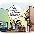 ps hollande ump sarkosy humour