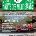 Rallye des 1000 étangs - lure