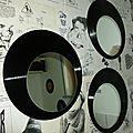 miroirs toilettes