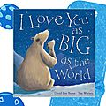Valentine's day : i love you as big as the world, cycle 3 (cette fois)