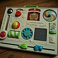 Fisher Price Activity Center -années 70's