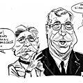 caricaturiste et caricature