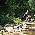 trekking a