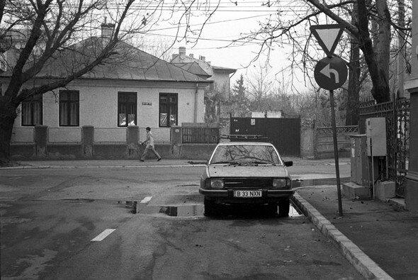 Bucarest, Roumanie, 2006