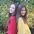 <b>SERBIE</b> JUNIOR 2021 : Jovana et Dunja avec