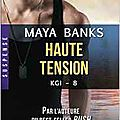 KGI, Tome 8: <b>Haute</b> <b>tension</b>