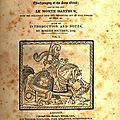 <b>Thomas</b> Malory Le Roman du roi Arthur et de ses chevaliers de la Table Ronde