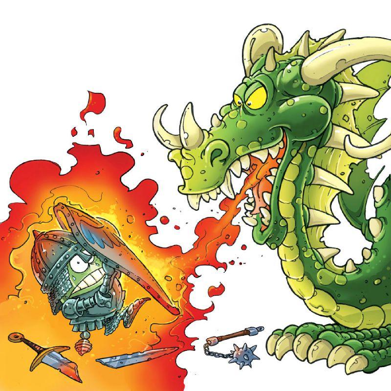graine d'explorateur dragon