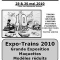 Expo trains 2010