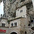 La chapelle Notre-<b>Dame</b> de <b>Rocamadour</b>