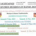 CALENDRIER DES RENCONTRES MUSICALES