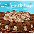 Saint honoré 100% café