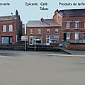 TRELON - Le <b>Commerce</b> local autrefois