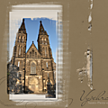 Vyšehrad - - Eglise Saints-Pierre-et-Paul__