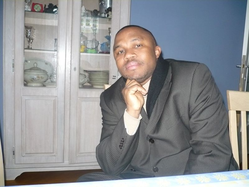 Président du Collectif Folefack Eric Nguemaleu