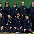 Championnats inter-régionaux tbo kyusha et jeunes 2012-2013: l'adaki a brillé!!
