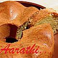 Mouskoutchou - <b>Algerian</b> Sponge Cake