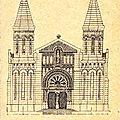 Histoire du Sacré-Coeur, avenue Carnot: 1er article