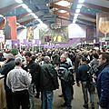 Marché aux <b>vins</b> d'Ampuis 2014 : du monde, beaucoup de monde et un millésime 2012 en questions
