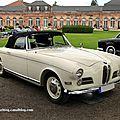 Bmw 503 cabriolet (9ème Classic Gala de Schwetzingen 2011) 01
