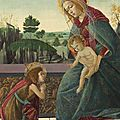 A masterpiece by <b>Sandro</b> <b>Botticelli</b> previously owned by the Rockefeller family will be exhibited in Russia
