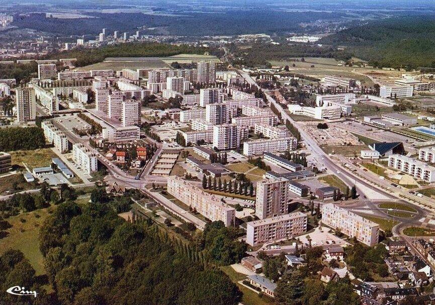 Mont-saint-Aignan, agglomération de Rouen