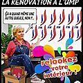 Travaux de rénovation à l'ump