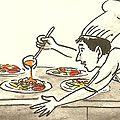 Benoit Peeters, Autobiographie culinaire d'un intellectuel doué pour la cuisine