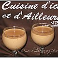 Crème double aux spéculoos