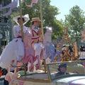 la parade des Disney Studios : Mary Poppins
