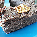 Brownies Coulant <b>Compote</b>