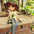 Pauline - Pullip Peter Pan