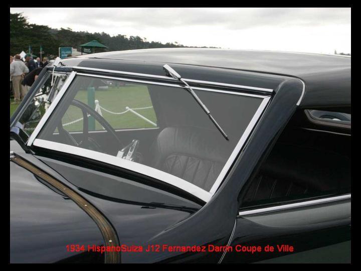 1934 - Hispano Suiza J12 Fernandez Darrin Coupe de Ville - 7