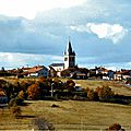 village vu de Penlèbre