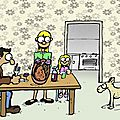 Cauchemar en cuisine !!
