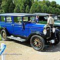 Willys Knight berline 6 cylindres de 1928 (9ème Classic Gala de Schwetzingen 2011) 01