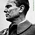 1915 - l'austro-hongrois josip broz tito est capture par des soldats russes