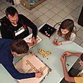 Le labyrinthe du minotaure - un jeu d'après l'univers d'yvan pommaux (l'école des loisirs)