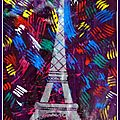 Bouquet final à la tour eiffel