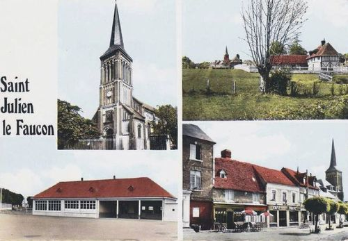 3 - Saint Julien le Faucon