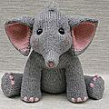 Baby elephant - lorraine pistorio