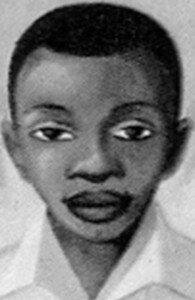 Bienheureux Isidore Bakanja, martyr du Scapulaire
