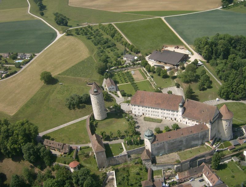 Chateau de Porrentruy