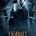 Gandalf poster The Hobbit The Desolation of Smaug