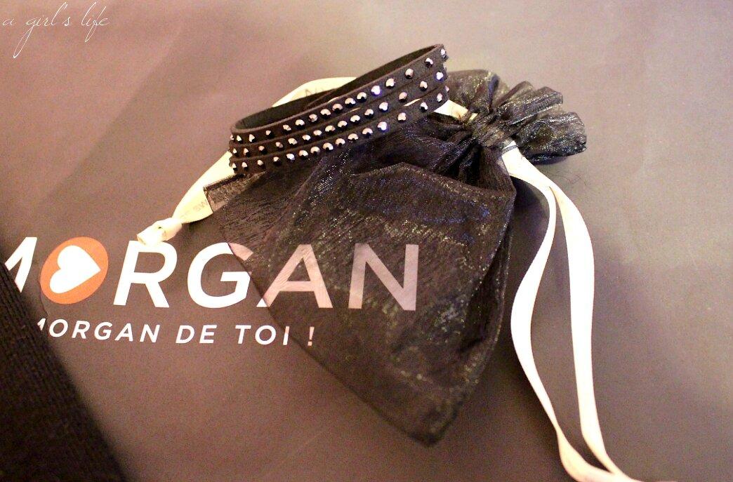 L'offre Bracelet orné de cristaux Swarovski chez MORGAN . ♥